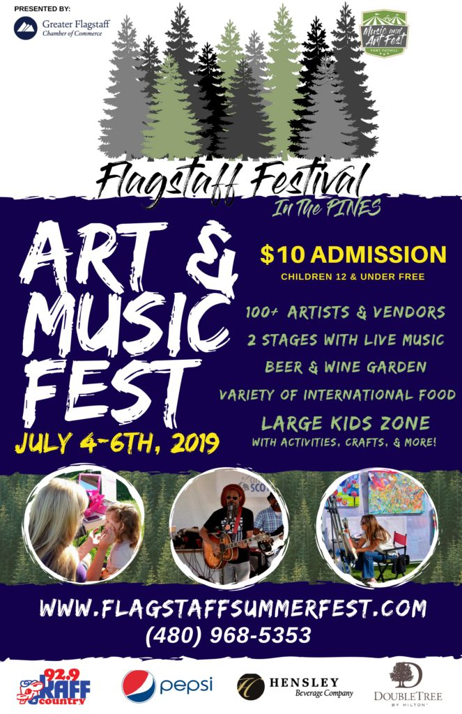 Flagstaff Festival in the Pines – Arizona's Best Fine Arts